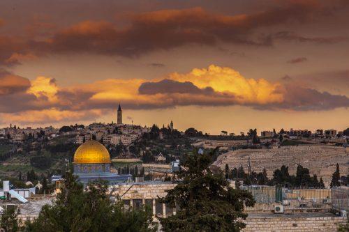 Reisetagebuch Israel/Jordanien 2020