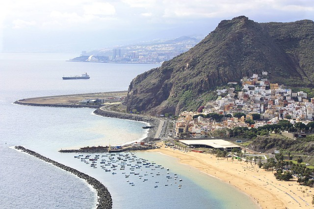 Work and Travel in Spanien, Teneriffa