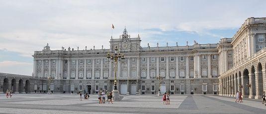 Palacio Real in Madrid gratis besuchen