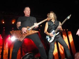 Metallica bei Rock im Park