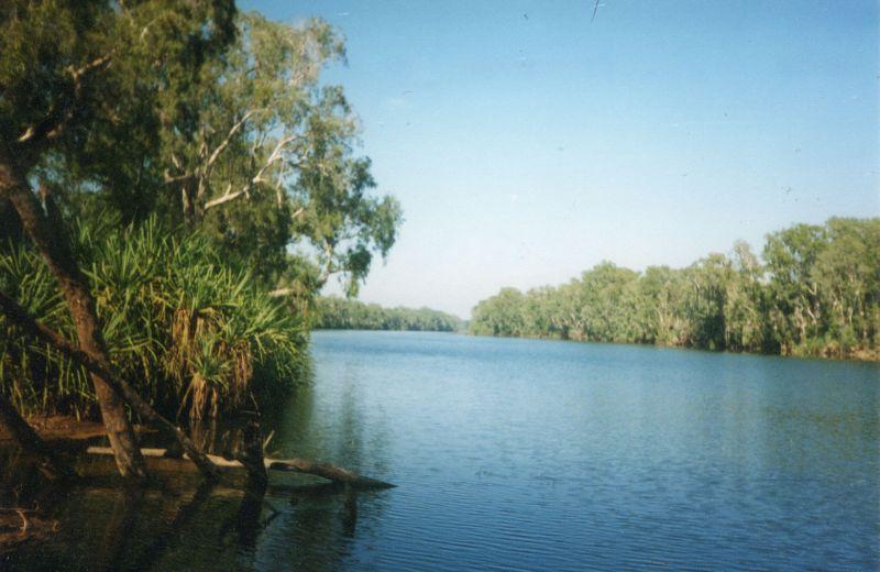 Reisetipp Australien: Grüne Oase im australischen Outback