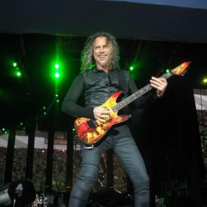 Kirk Hammett von Metallica beim Jailhouse Rock in Horsens