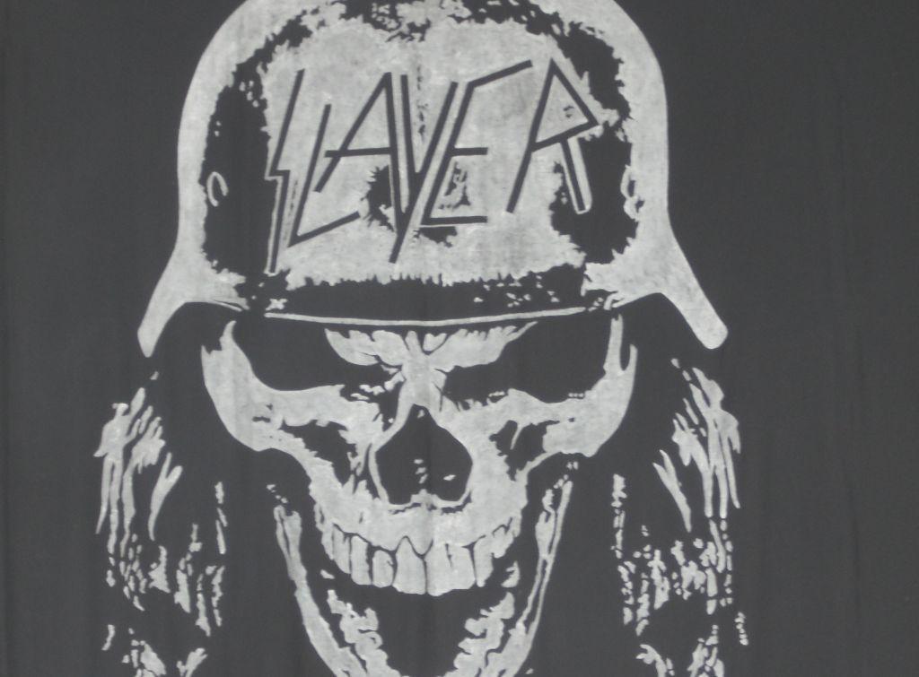 Slayer beim Jailhouse Rock in Horsens