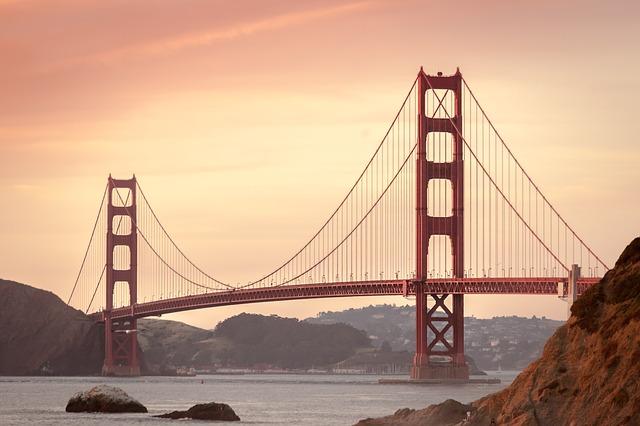 Das ESTA für die USA - Golden Gate Bridge, San Francisco