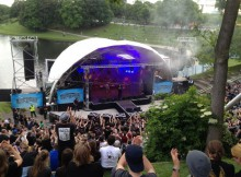 Rockavaria Festival in München