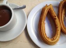 Was frühstückt man in Spanien?