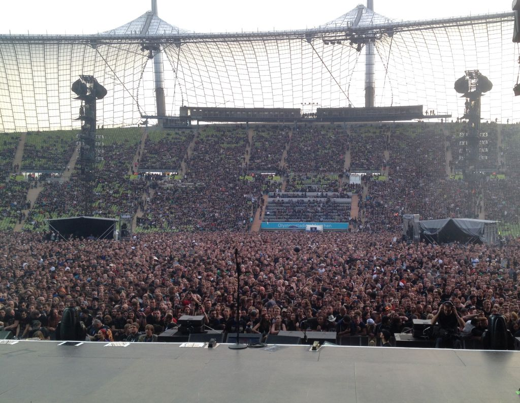 Olympiastadion München, Rockavaria