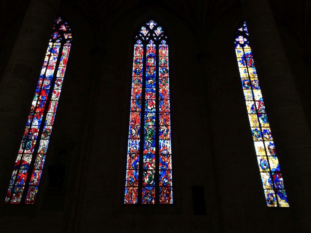 Fenster des Ulmer Münster