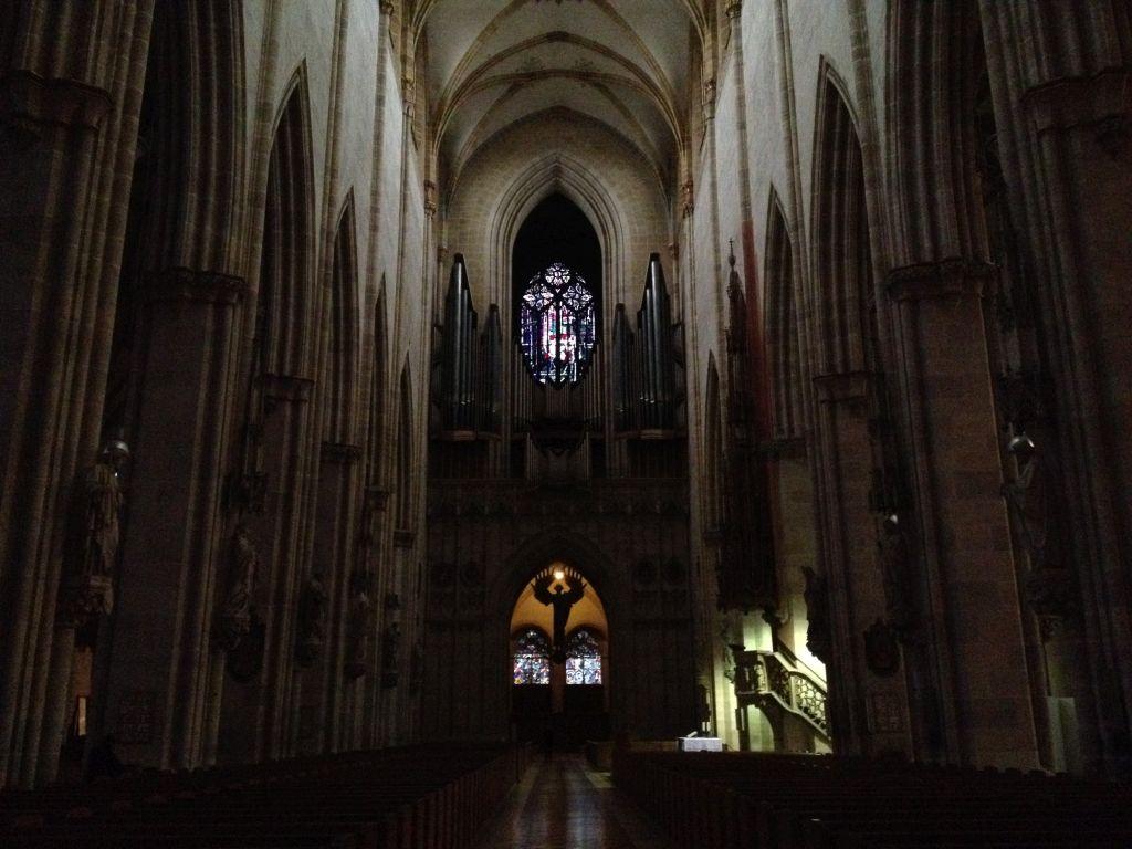 Ulmer Münster von innen