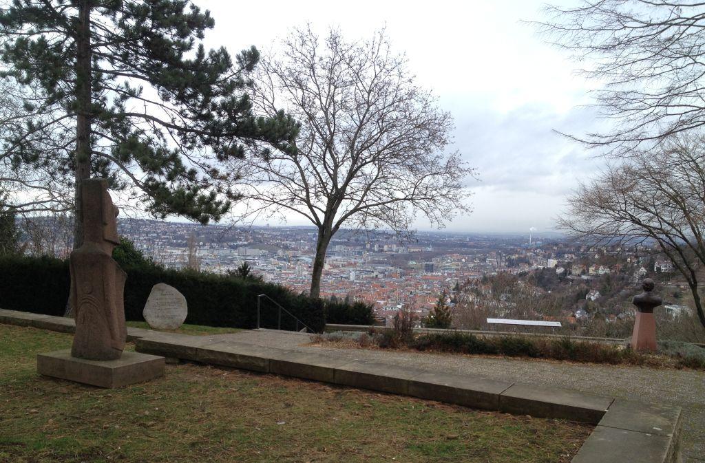 Santiago-de-Chile-Platz Stuttgart