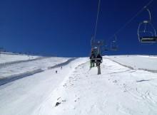 Skigebiet Valdesqui