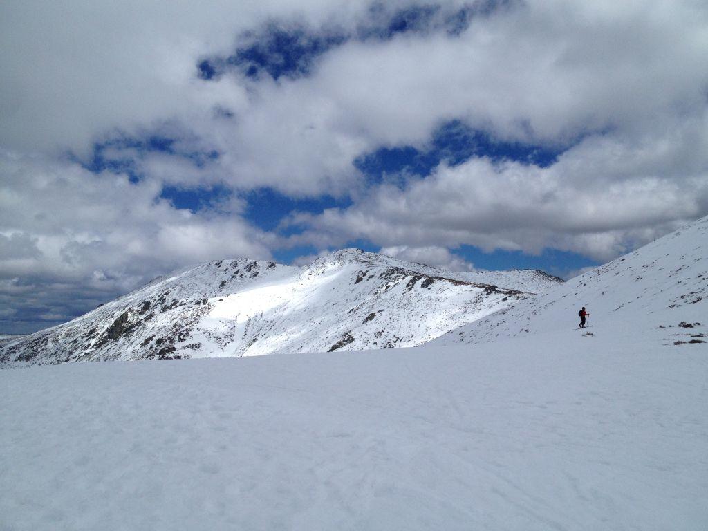 Winterwunderland in Valdesqui