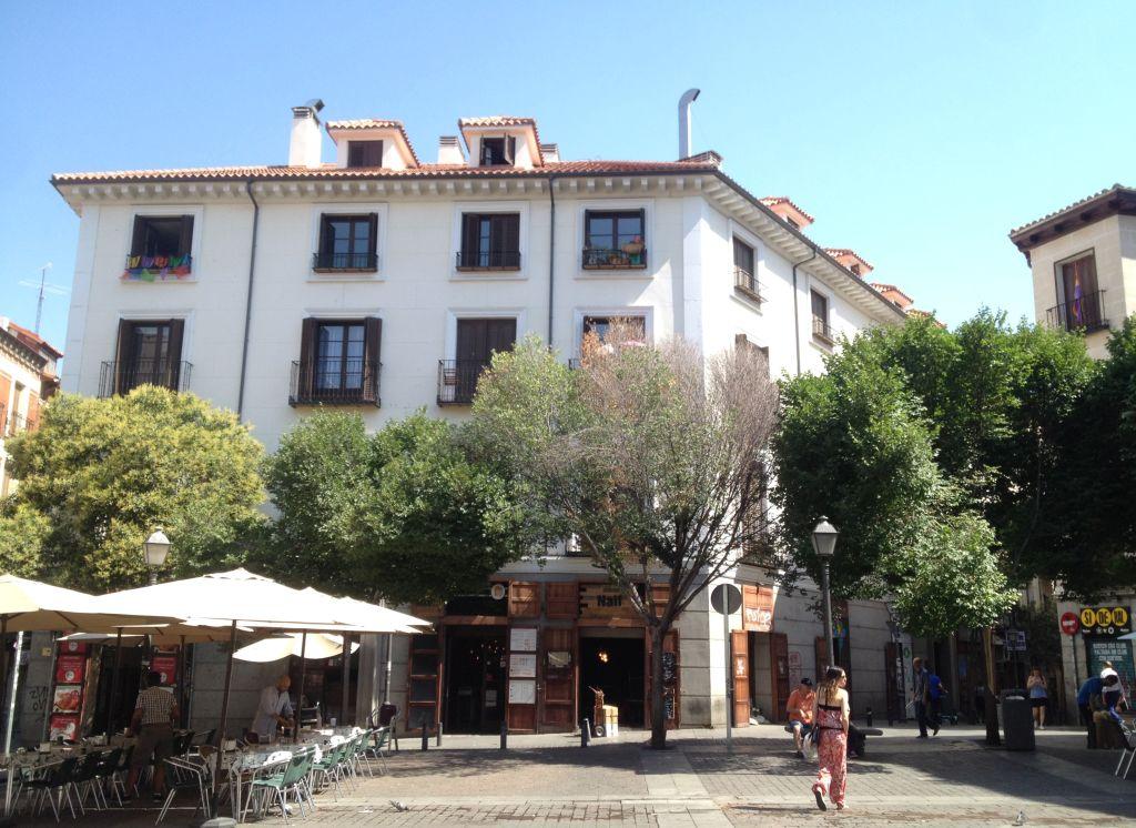 Gebäude Madrid