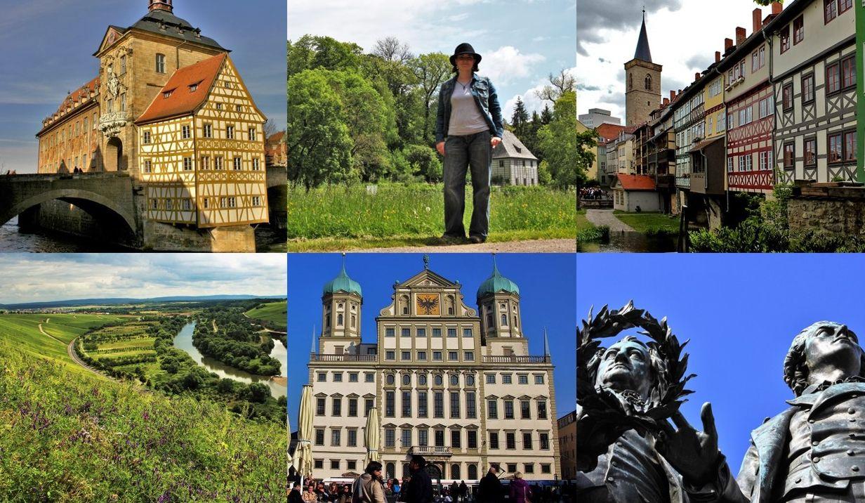Ilonas Reisetipps quer durch Deutschland