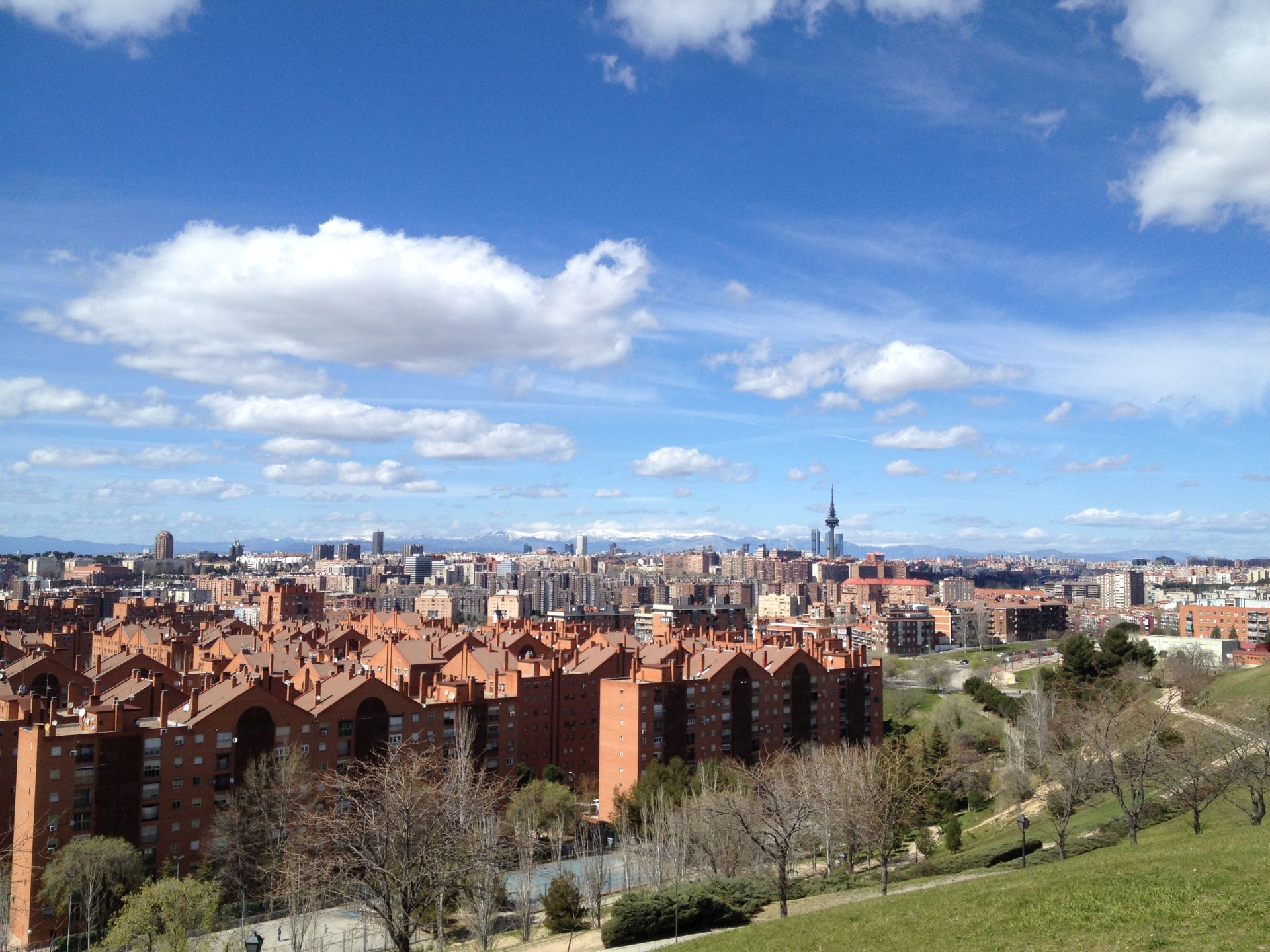 Aussichtspunkt Madrid: Parque Tío Pío