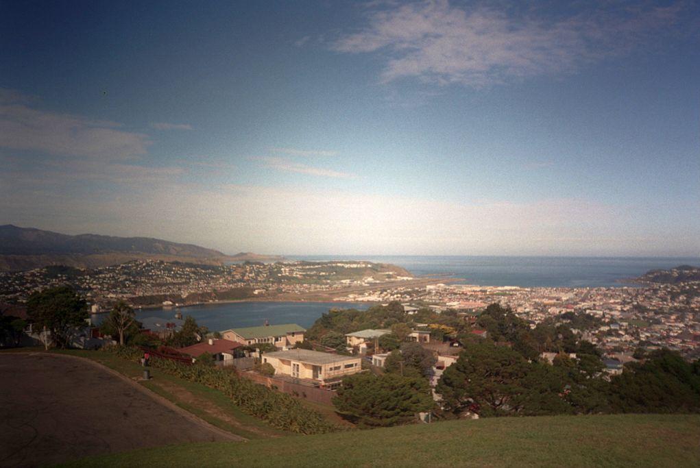 Mount Victoria, mein Lieblingsplatz in Wellington