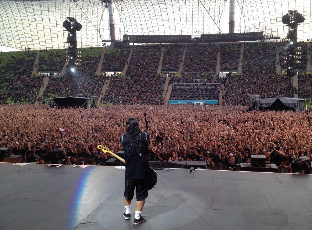 Metallica Olympia Stadion