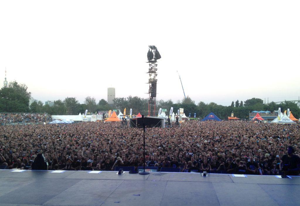 Rock in Vienna, Fans