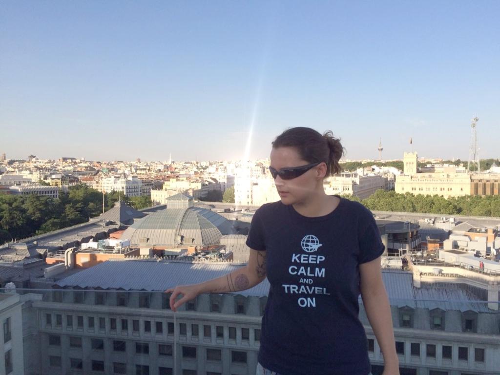 T-Shirts mit Aussagekraft für Reisefans