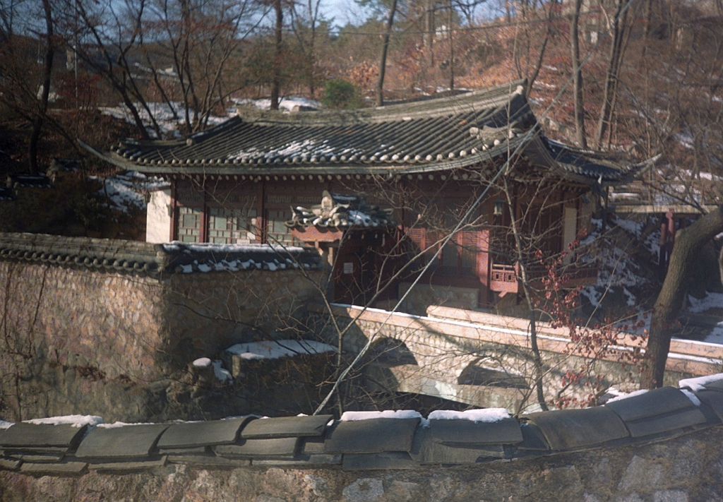 Tempel in Korea