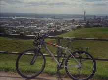 Mit dem Fahrrad durch Neuseeland