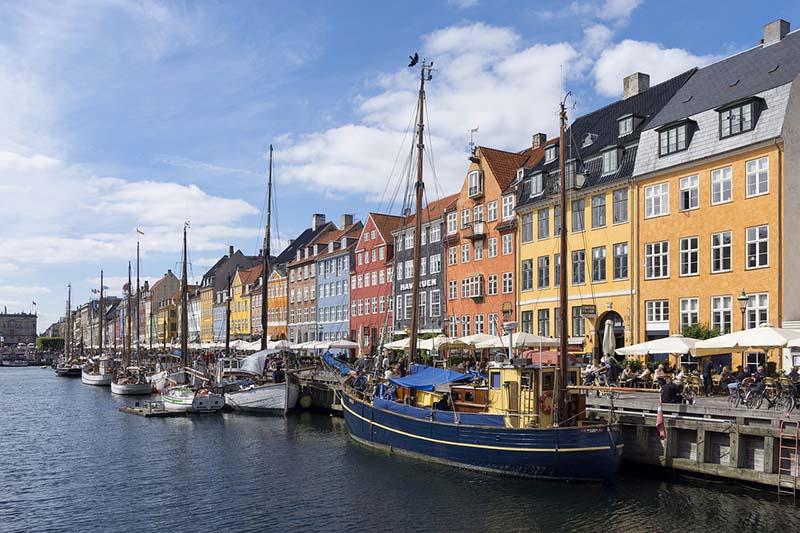 Arbeiten in Kopenhagen