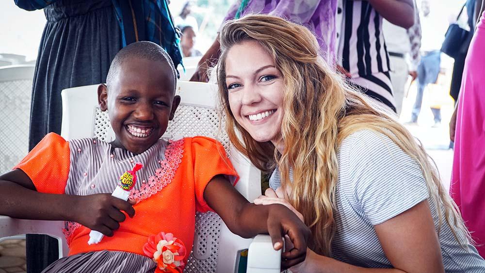 Mit Kindern im Ausland arbeiten
