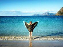 Spontan an den Strand, so packst du richtig