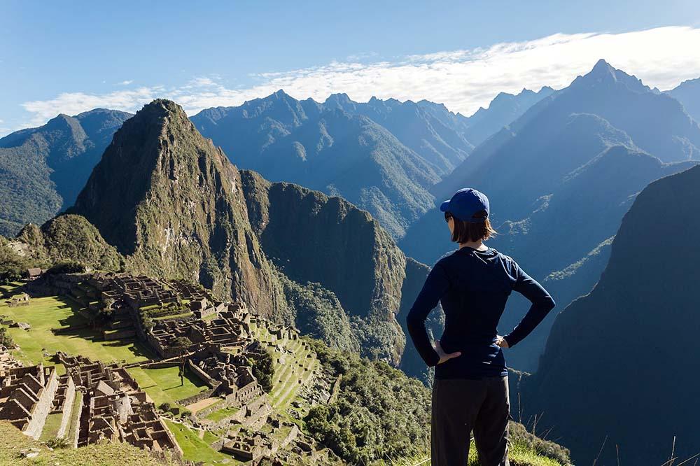 Durch Südamerika reisen