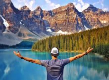 Urlaub in Kanada
