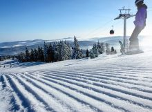 Snowboarden in Schweden - die besten Skigebiete