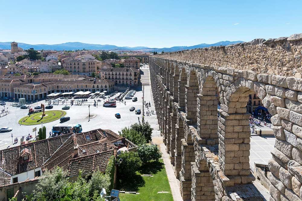 Tagesausflug nach Segovia