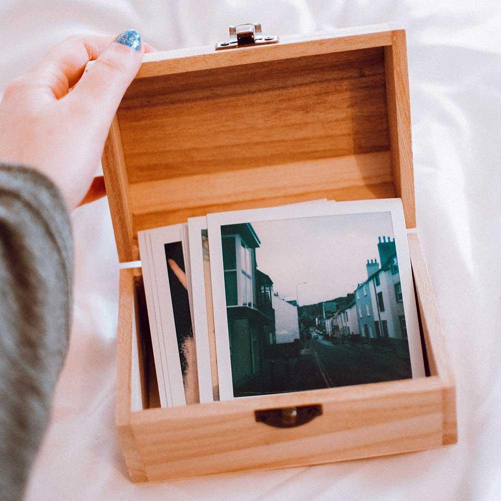Fotobox für die schönsten Urlaubsfotos