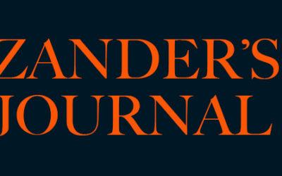 Velkommen til Zander's Journal