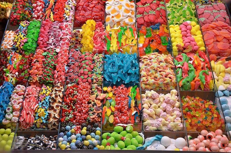 Många godissorter, sockerpandemi, vi häller socker i våra barn, Karolines way of life hälsoblogg