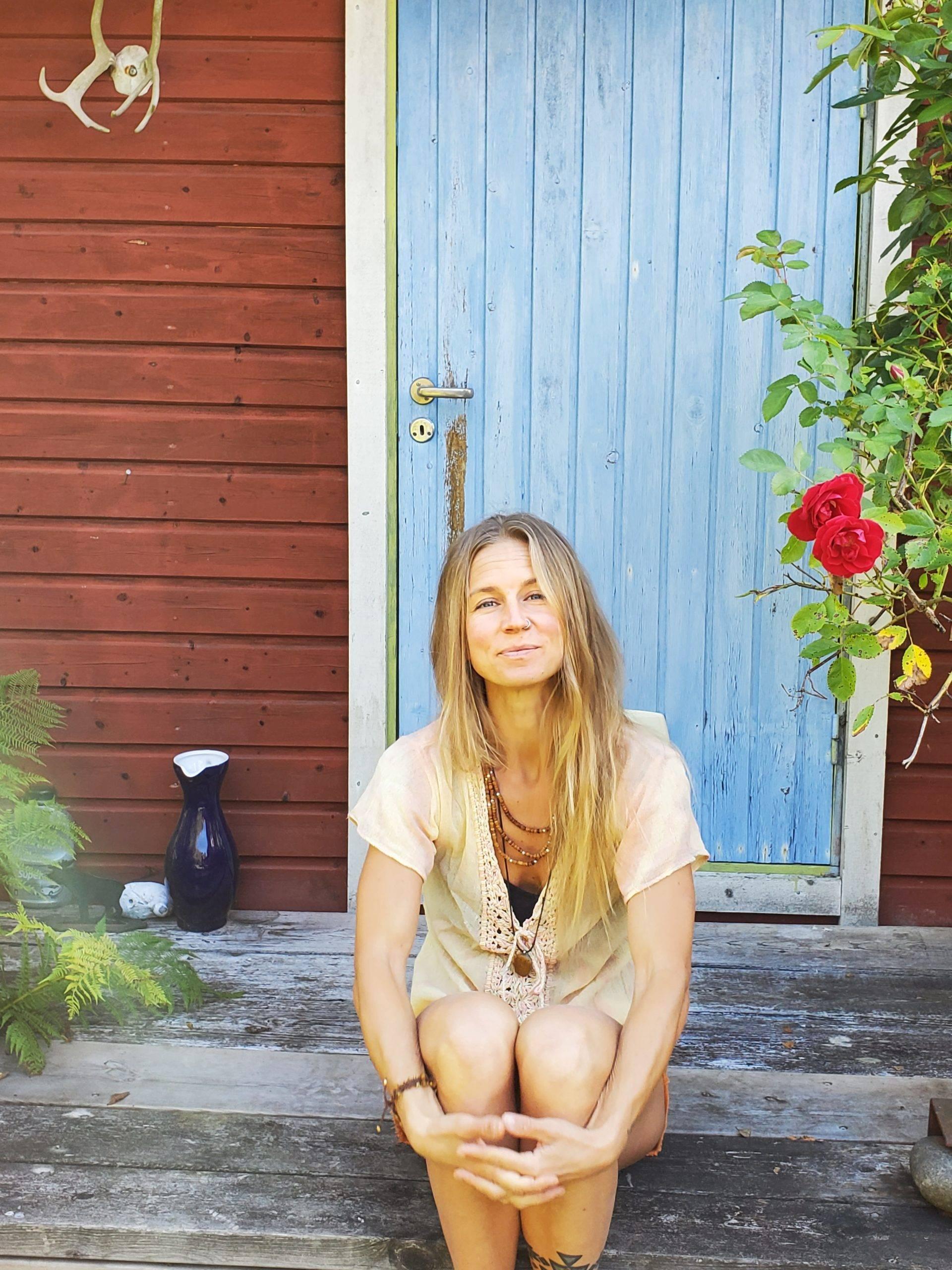 Karoline Karttunen på verandra, Karolines way of life hälsoblogg