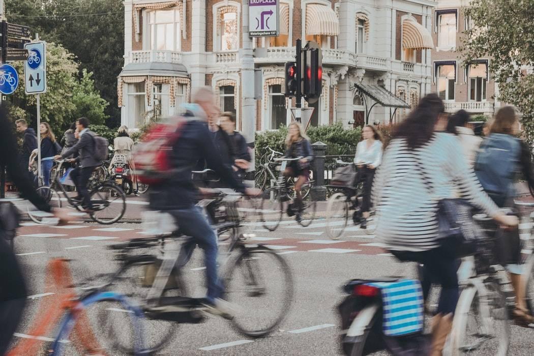 folk cyklar i stad, hälsopromotion, Karolines way of life hälsoblogg