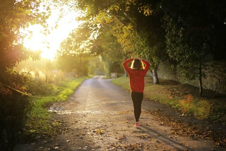 Bränner kroppen mer fett vid träning innan frukost?