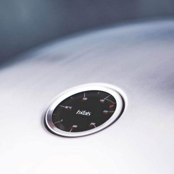 Höfats Cone Kolgrill termometer
