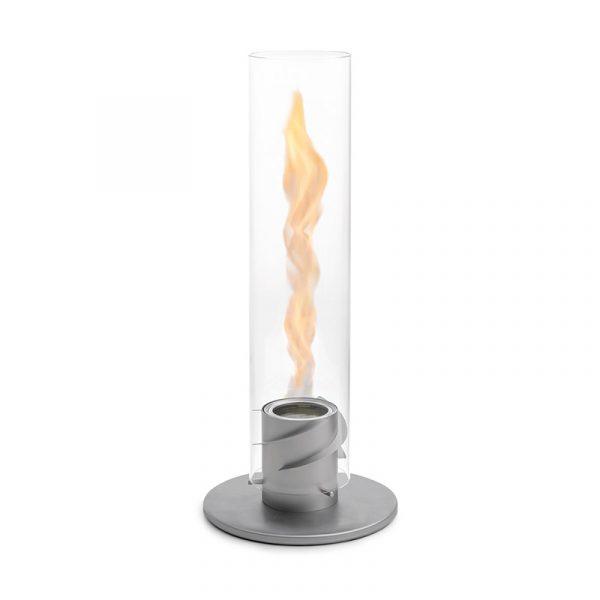 Höfats SPIN eldlykta som brinner