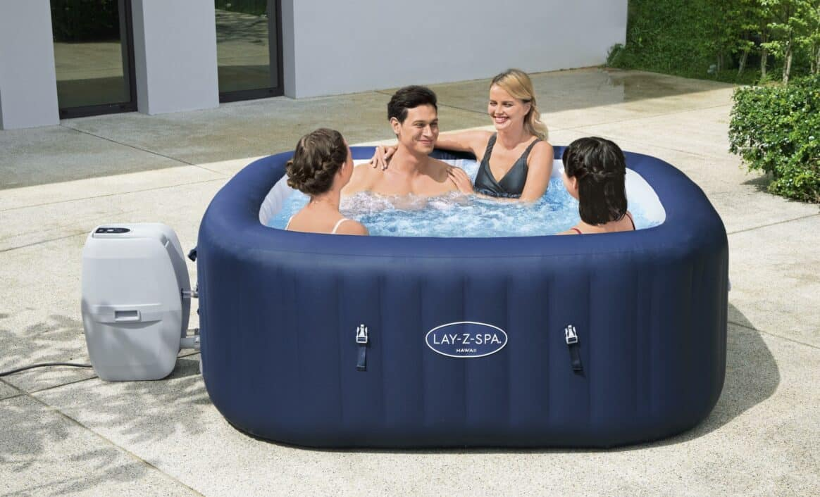 Jacuzzi fra Lay-Z-Spa Hawaii AirJet