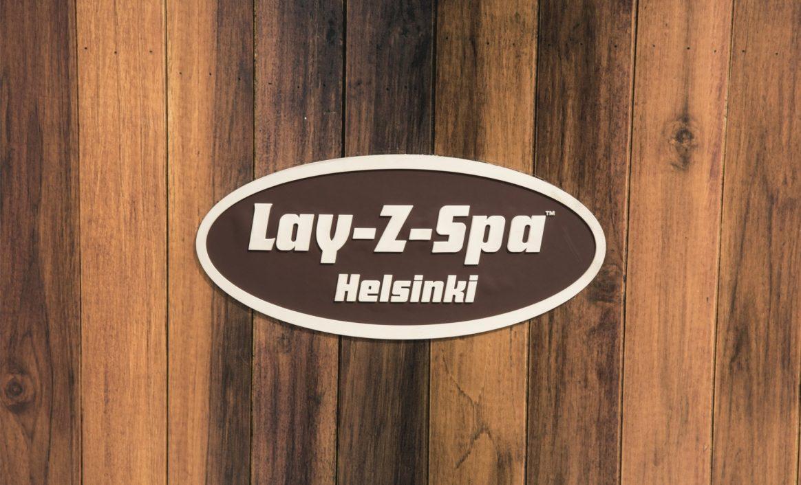 Lay-Z-Spa Helsinki logo