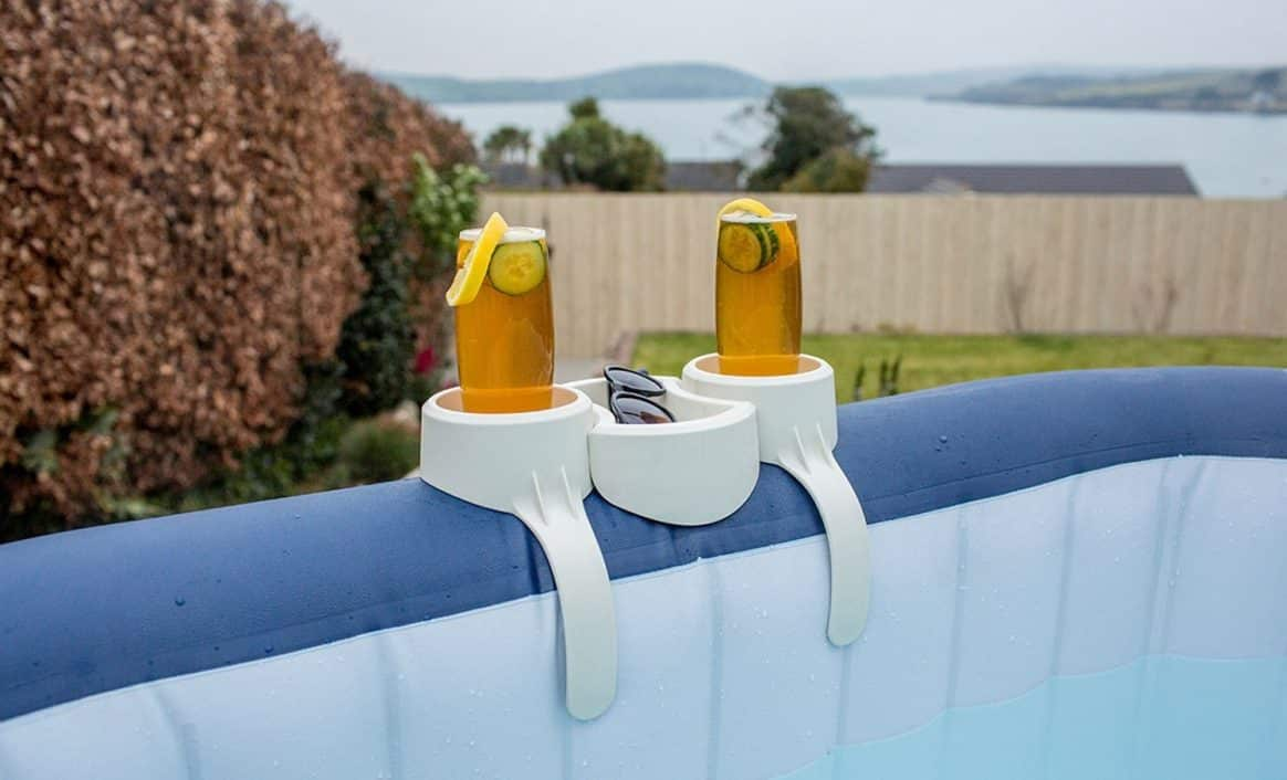 Lay-Z-Spa drikke holder