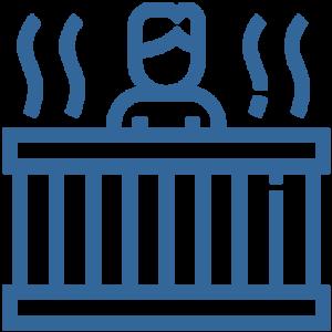 Massasjebad icon