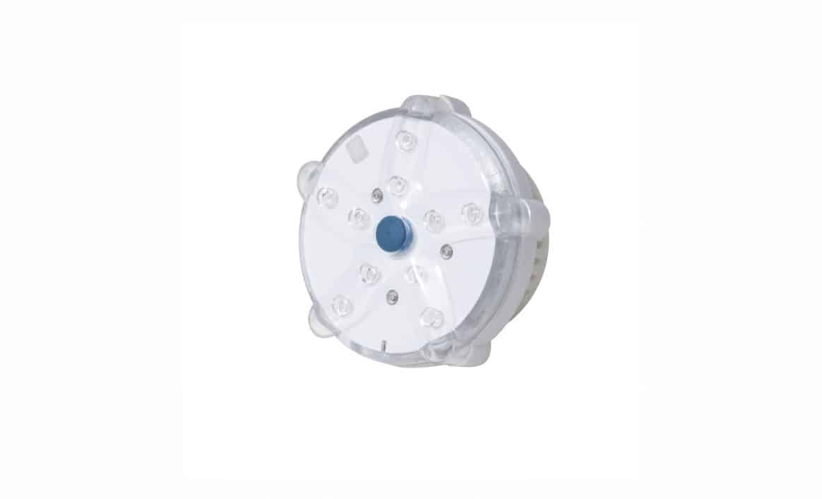 LED-lys for Lay-Z-Spa AirJet modellene