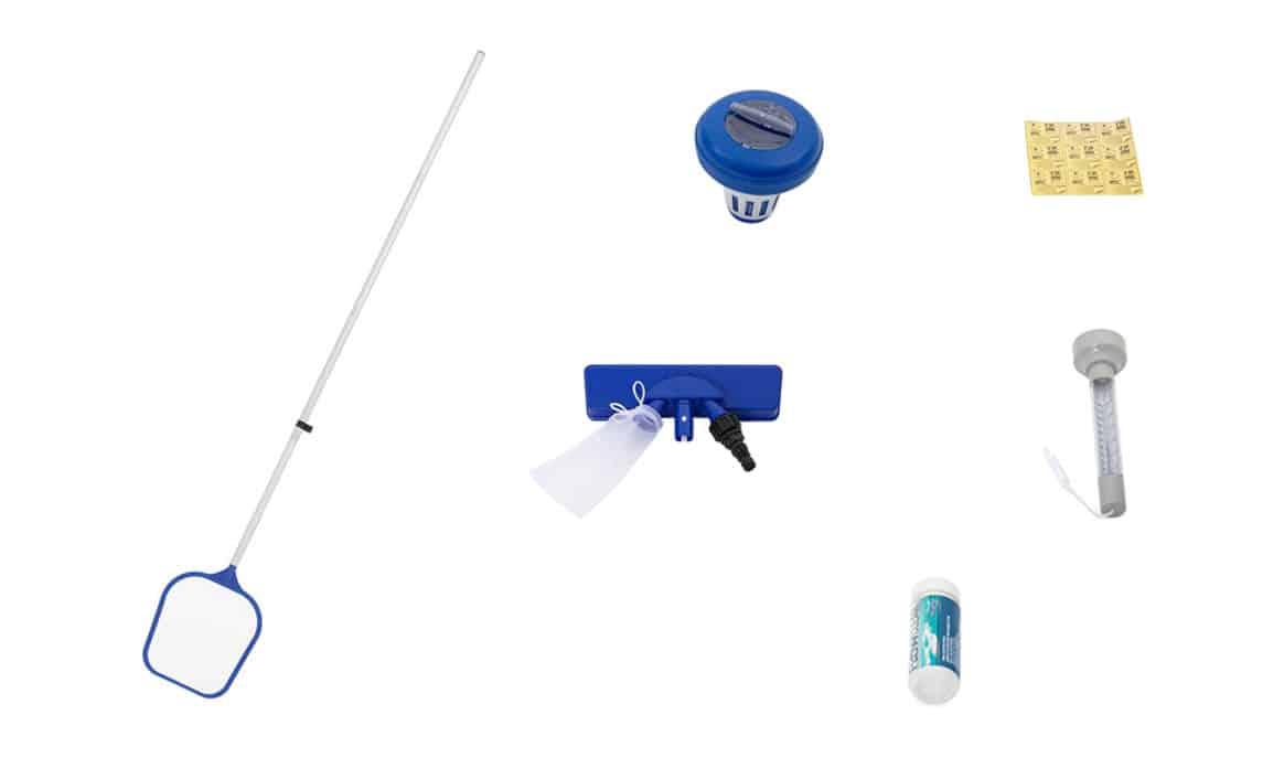 Lay-Z-Spa tilbehør set Flowclear