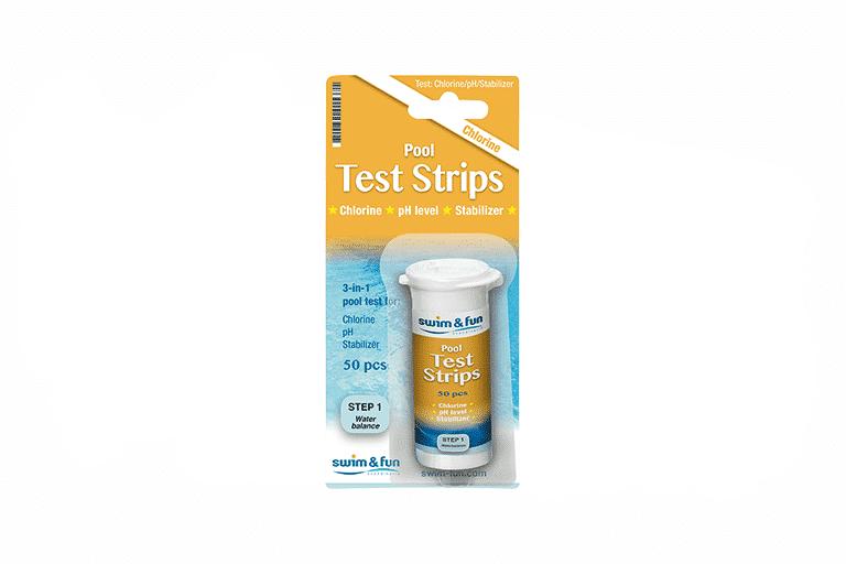 Teststrips for pH-verdi (50 stk)