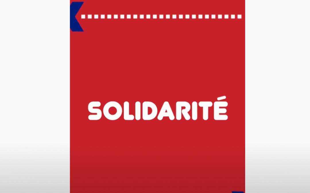 Zapping des Solidarités !
