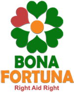 Bona Fortuna English Logo