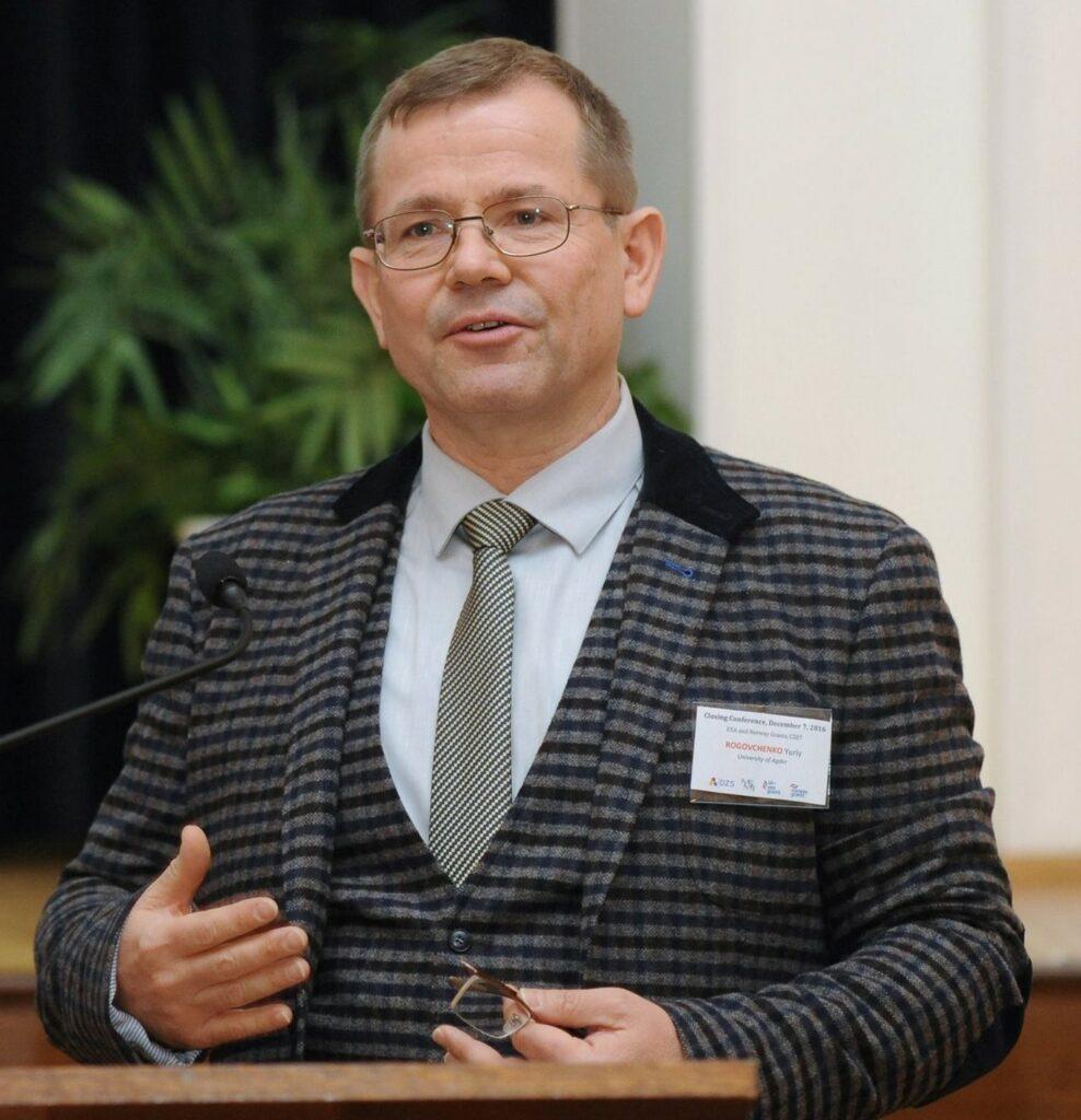 Yuriy Rogovchenko